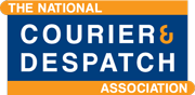The National Courier & Despatch Assocation Logo